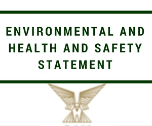Environmental and Health and Safety Statement