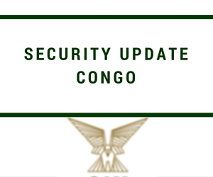 Political & Security Update – Congo (DRC) – May 2016