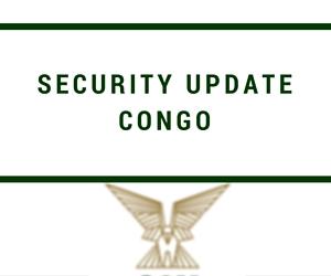 Congo (Kinshasa – DRC) Update – July 2016