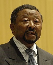 Presidential candidate Jean Ping - oamme.com