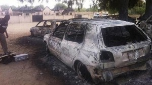 Burnt Car - oamme.com