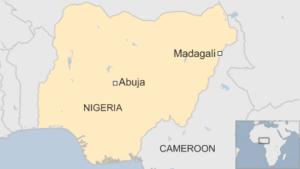 Nigeria Map -oamme.com