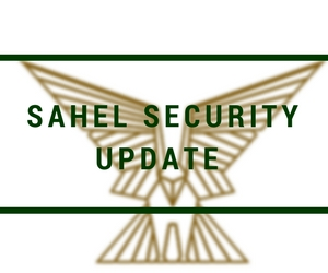 Security Update North Africa and Sahel region May 2017
