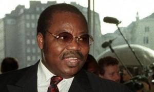 Former Nigeria Minister of Petroleum Dan Etete