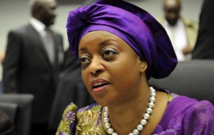 Former Nigeria Minister of Petroleum Diezani Alison-Madueke