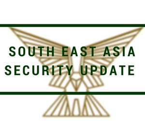 South East Asia and Indochina Review –  November 2017