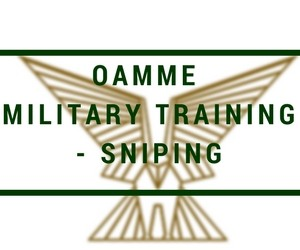 oamme - military training sniping