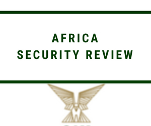 Africa Security Review – January to June 2018