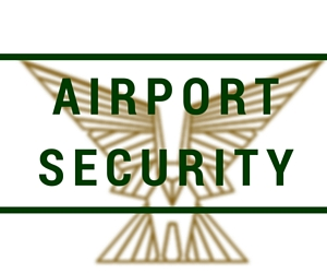 Personal security while travelling –In the airport