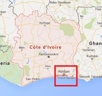 Ivory Coast – March 2016