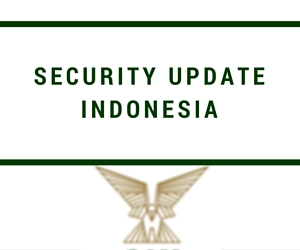 Indonesia Update – April 2016