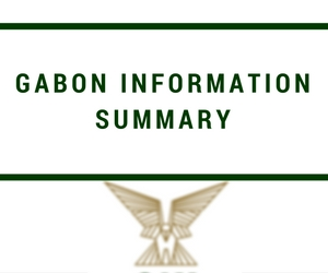 Gabon Update – August 2016