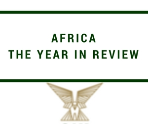 AFRICA SECURITY REPORT – THE YEAR IN REVIEW December 2017